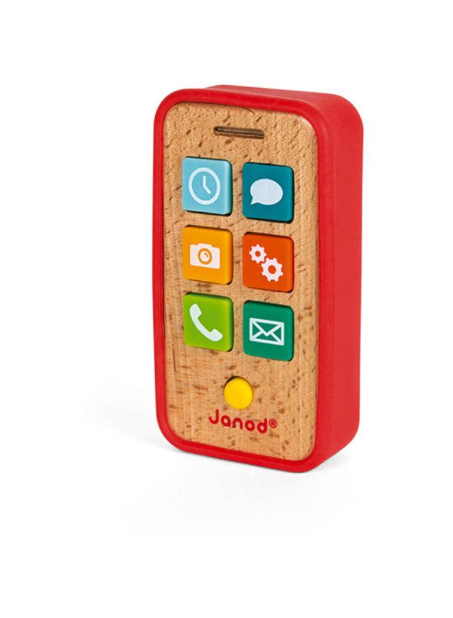 Janod | telefoon met geluid