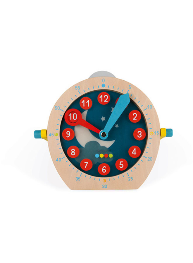 Janod | essential | klok kijken