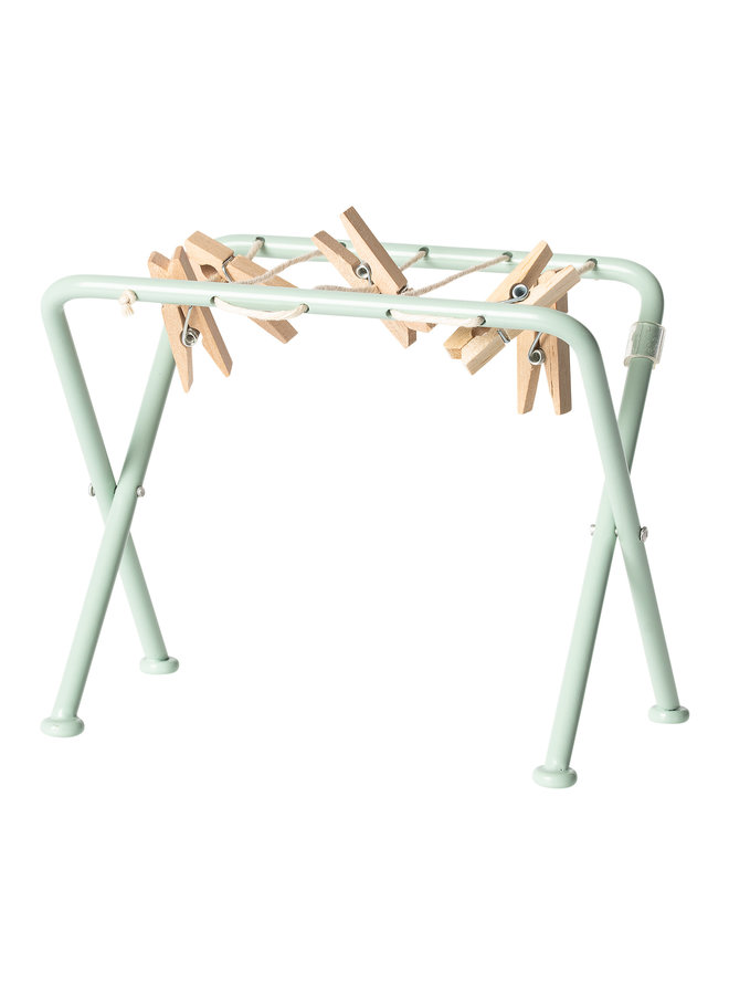 Maileg | drying rack with pegs