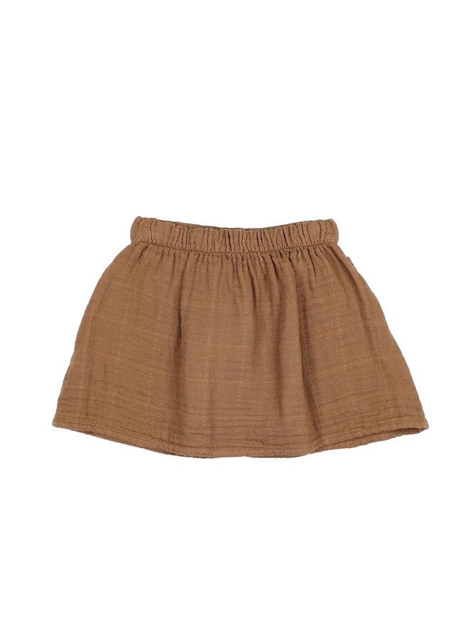 Buho | sheila skirt | nougat