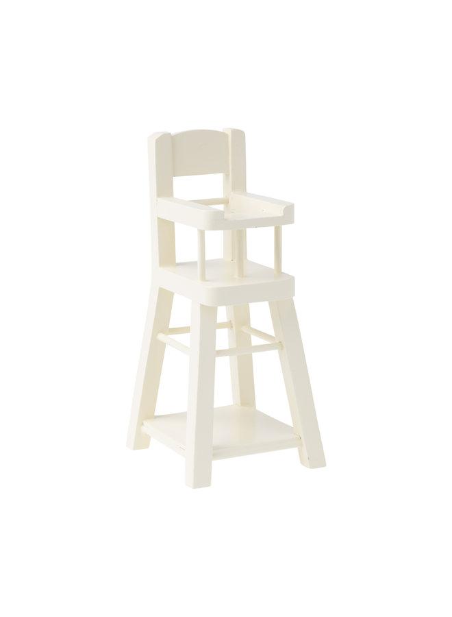 Maileg | high chair | micro | white