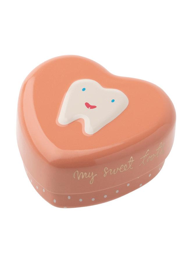 Maileg | my tooth box | pink