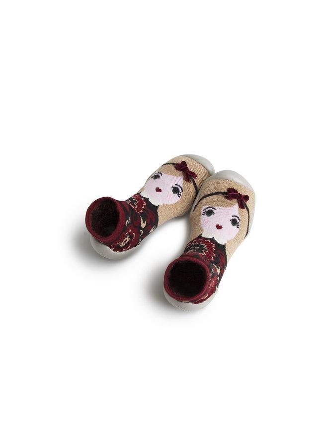 Collegien | sloffen | chaussons tsarine