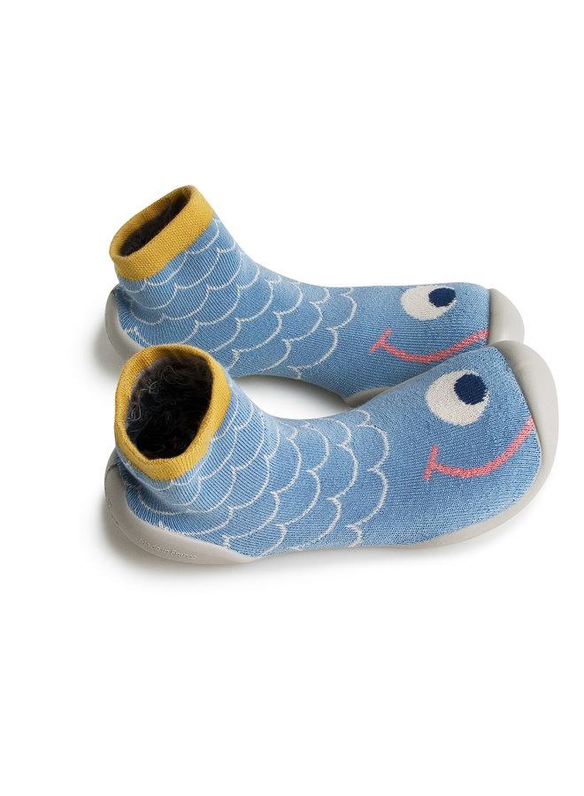 Collegien   sloffen   chaussons flipper