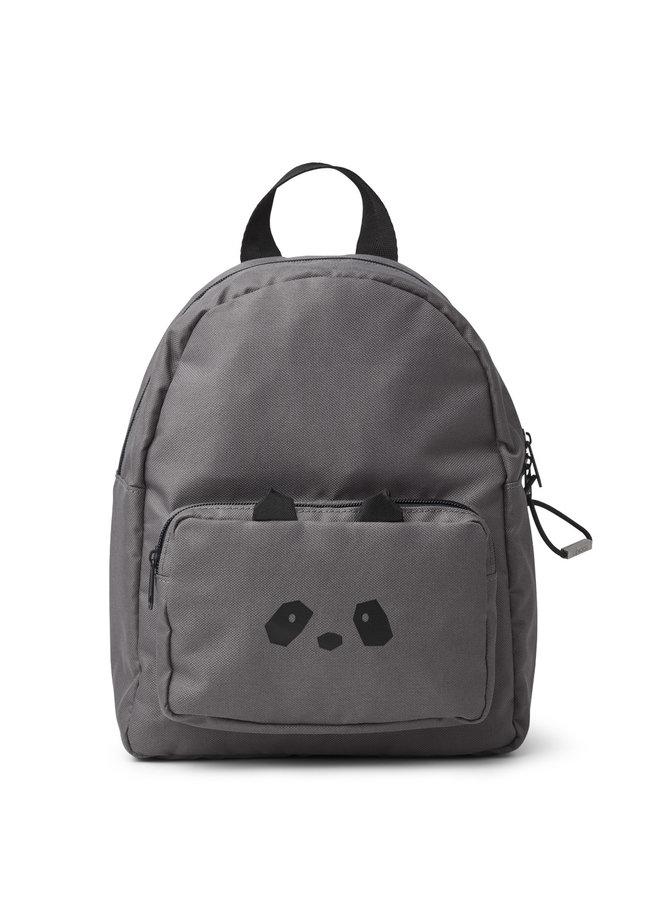 Liewood | allan backpack | panda stone grey
