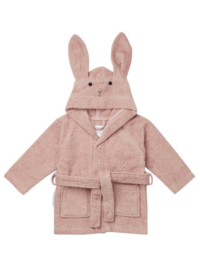 Liewood | lily bathrobe | rabbit rose