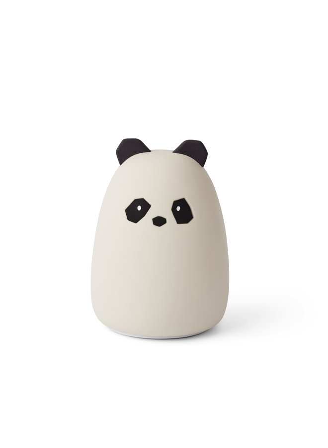 Liewood   winston night light   panda creme de la creme