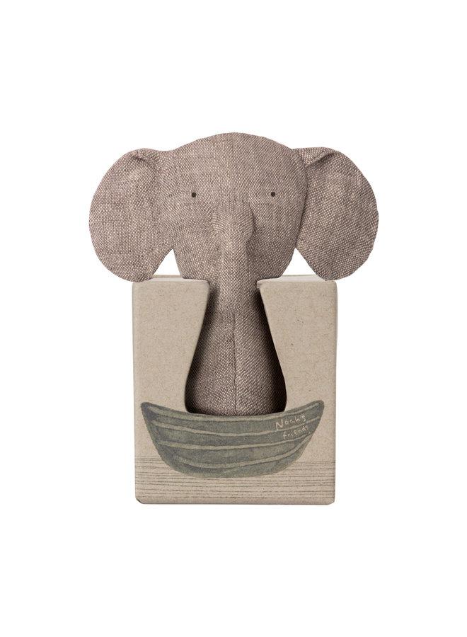 Maileg | noah's friends | elephant rattle