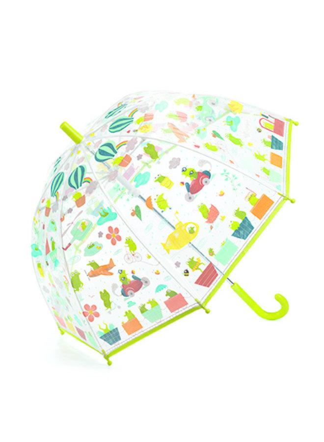 Djeco | paraplu | froglets