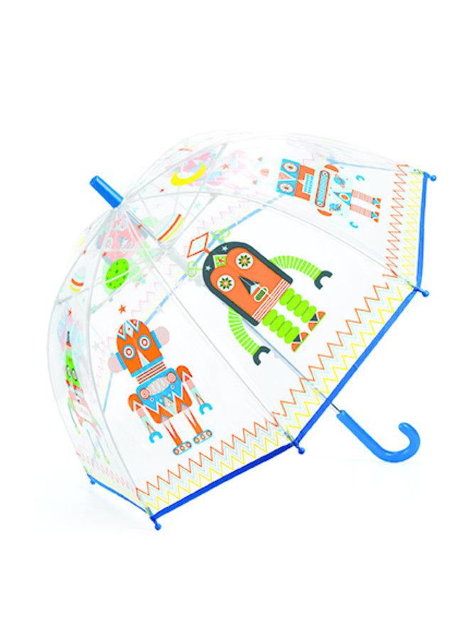 Djeco | paraplu | robots