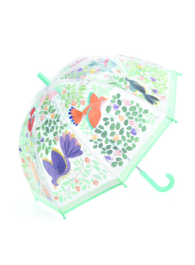 Djeco   paraplu   flowers and birds