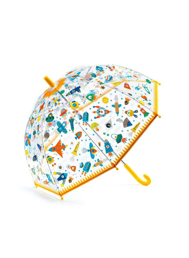 Djeco | paraplu | space