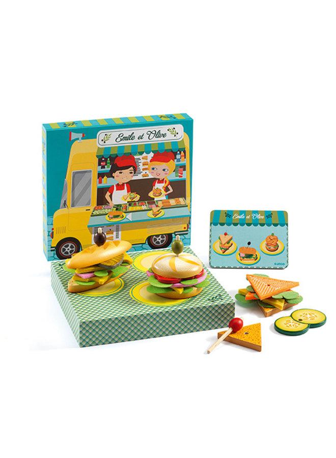 Djeco | broodjeswinkel | emile & olive