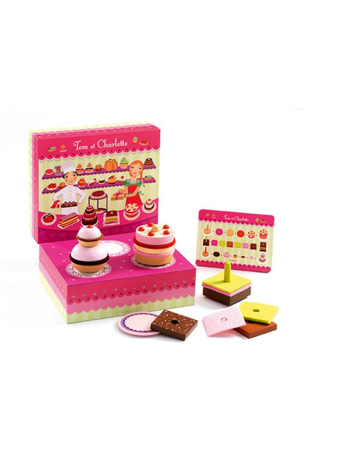 Djeco | taartjeswinkel | tom & charlotte