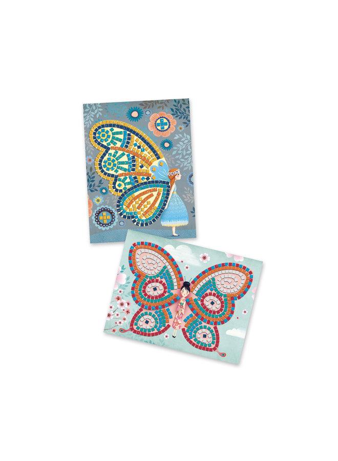 Djeco | mozaiek | butterflies