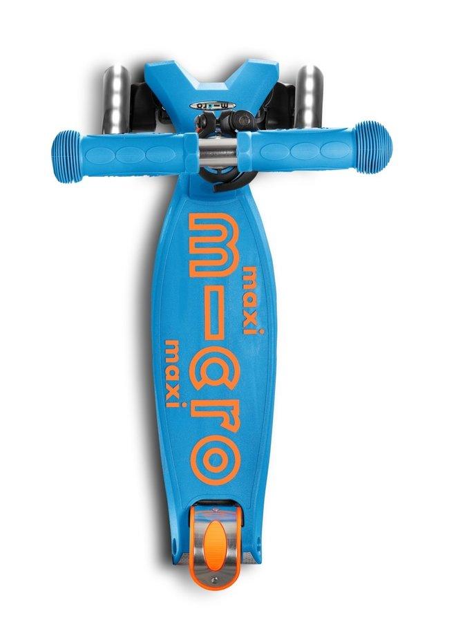Micro | maxi step deluxe | aqua/oranje | led