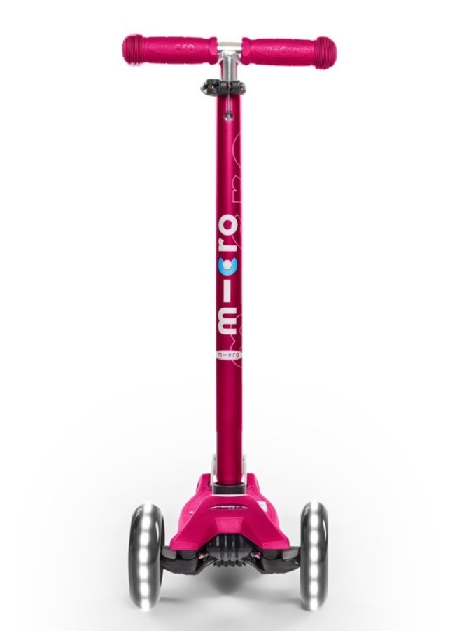 Micro | maxi step deluxe | roze | led