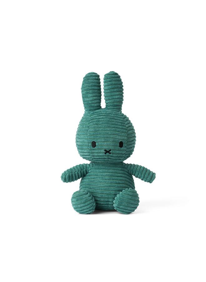 Nijntje | corduroy groen | 23 cm