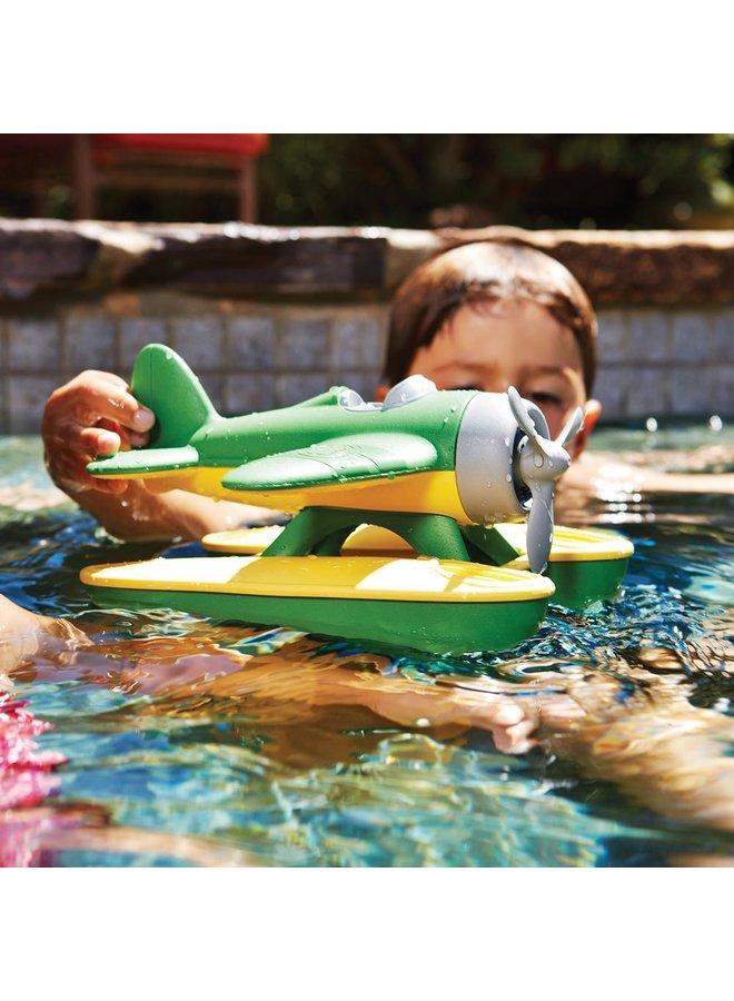 Green Toys | watervliegtuig | groene vleugels
