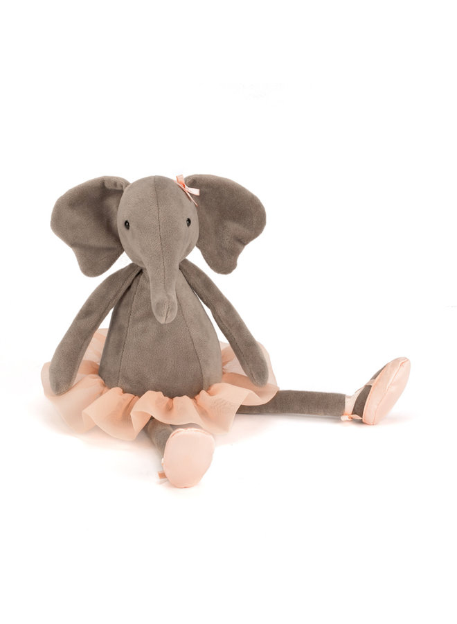 Jellycat | dancing darcey olifant