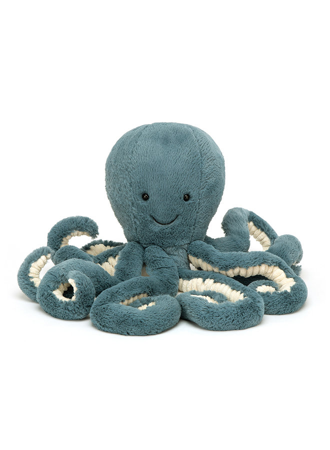 Jellycat | storm octopus medium