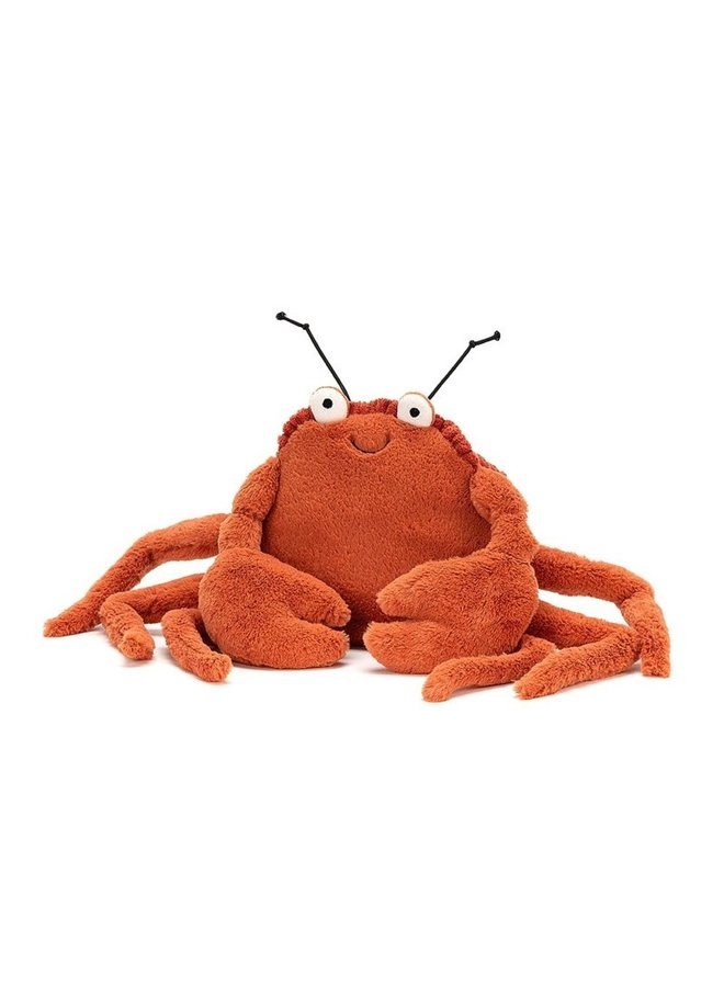 Jellycat | crispin krab small
