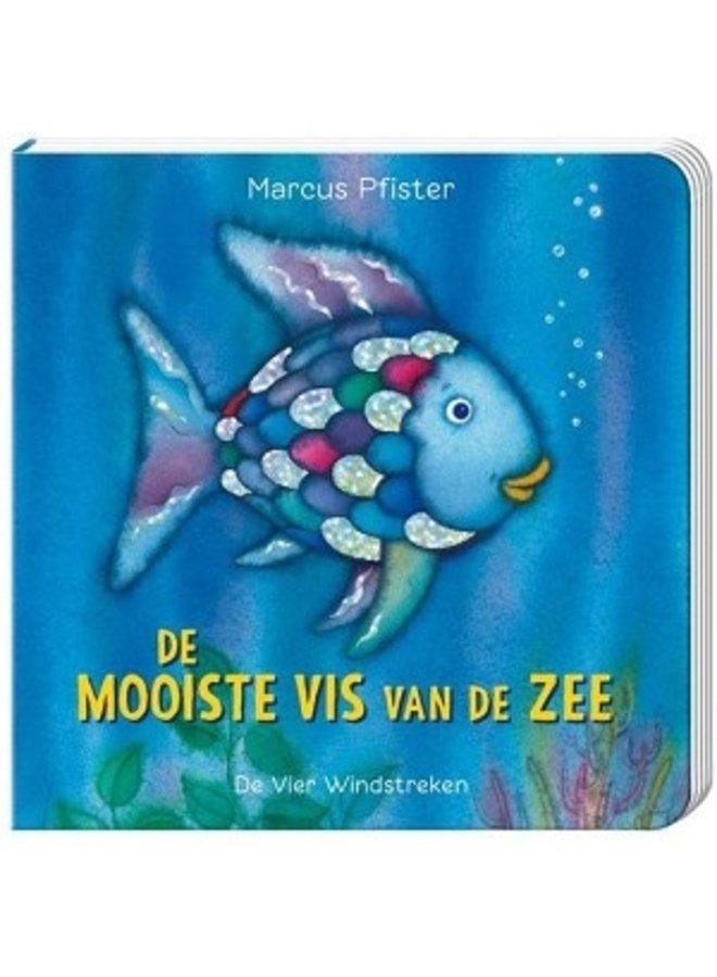Boeken | de mooiste vis van de zee | kartonboek | 2+