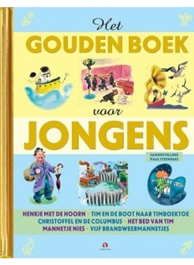 Boeken | gouden voorleesboek | het gouden boek voor jongens | 3+