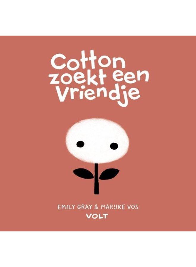 Boeken | cotton zoekt een vriendje | 4+