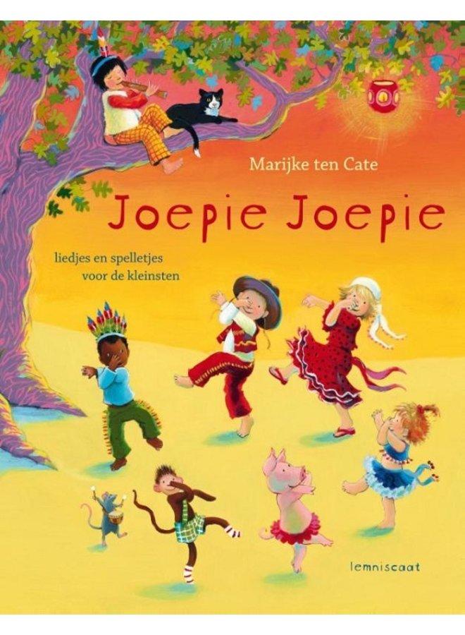 Boeken | joepie joepie | karton + cd | 3+