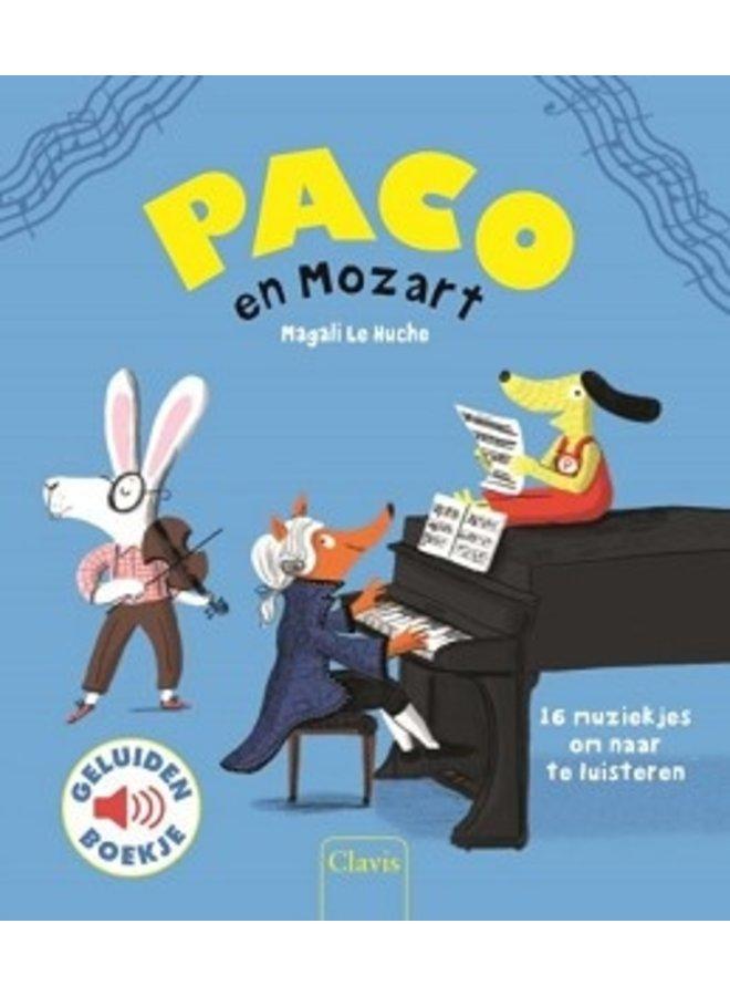Boeken   paco en mozart   geluidenboek   3+