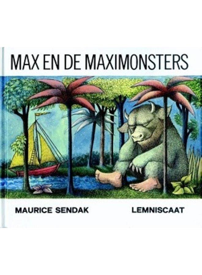 Boeken | max en de maximonsters | 5+