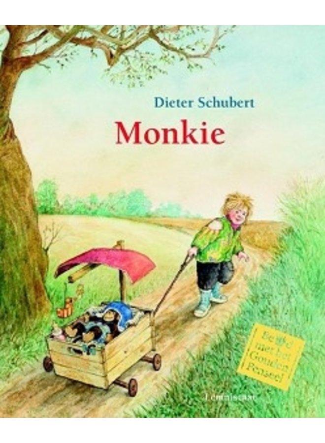 Boeken | monkie | kartonboekje | 2+