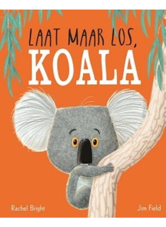 Boeken | laat maar los, koala | 3+