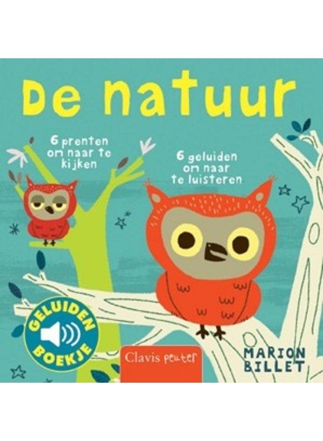 Boeken | de natuur | geluidenboekje | 1+