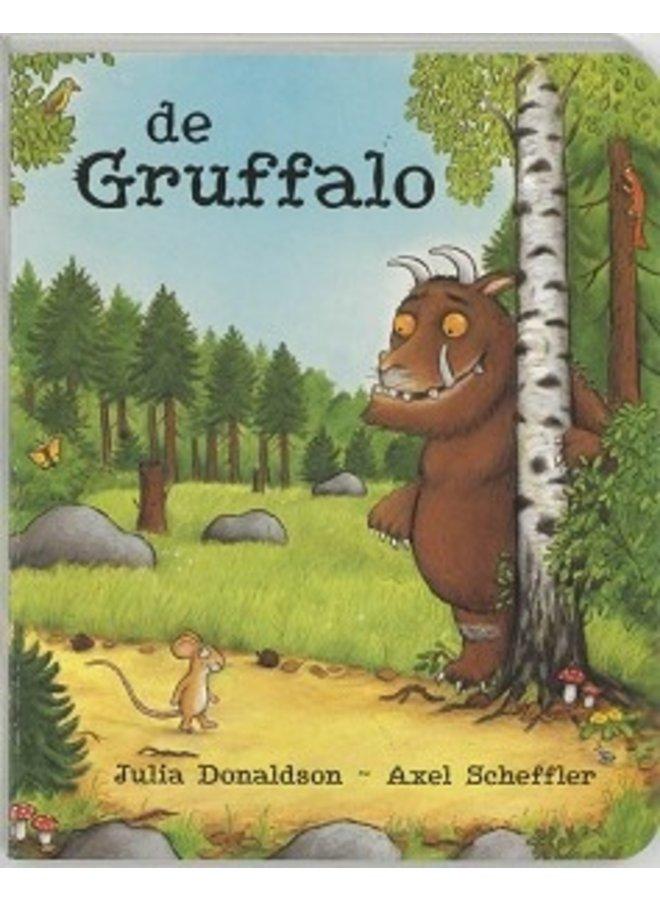 Boeken | de gruffalo | kartonboekje | 4+