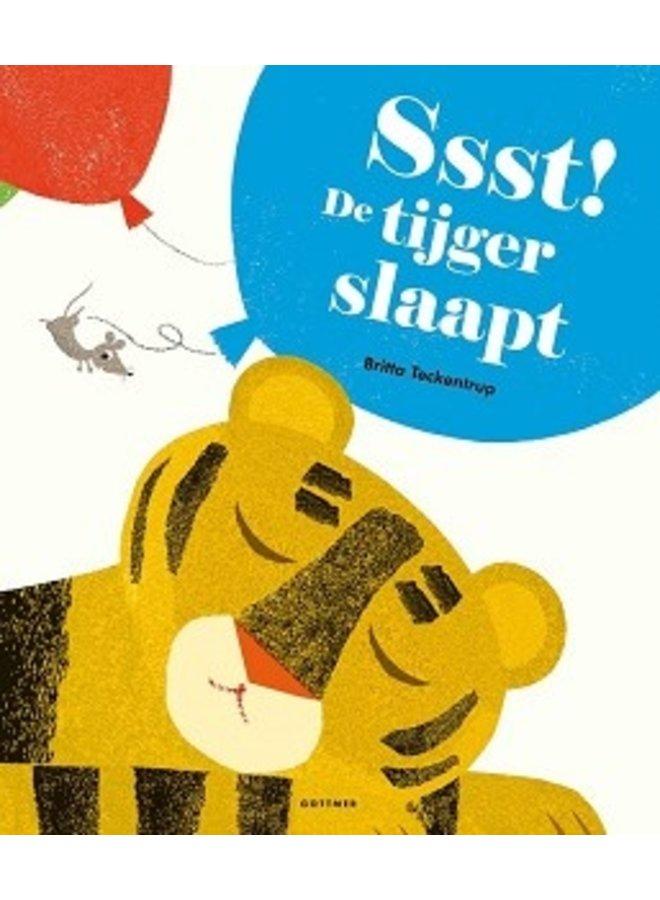 Boeken | Ssst! de tijger slaapt | 3+