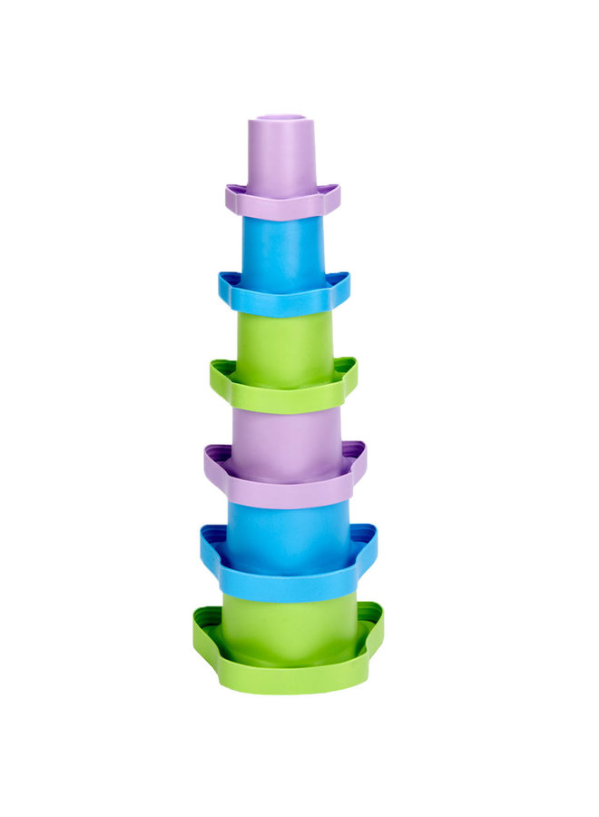 Green Toys | stapelbekers