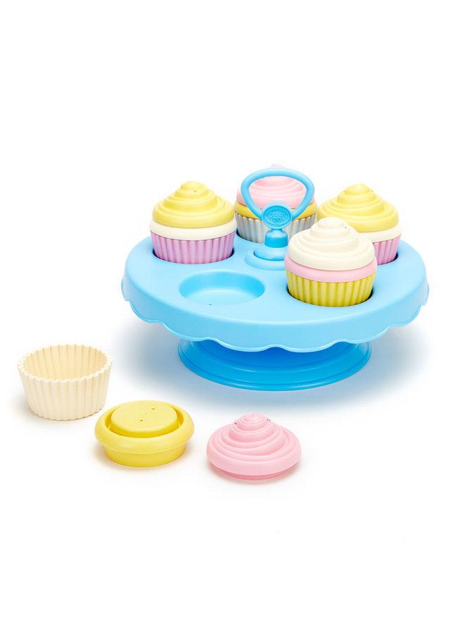 Green Toys | cupcake set