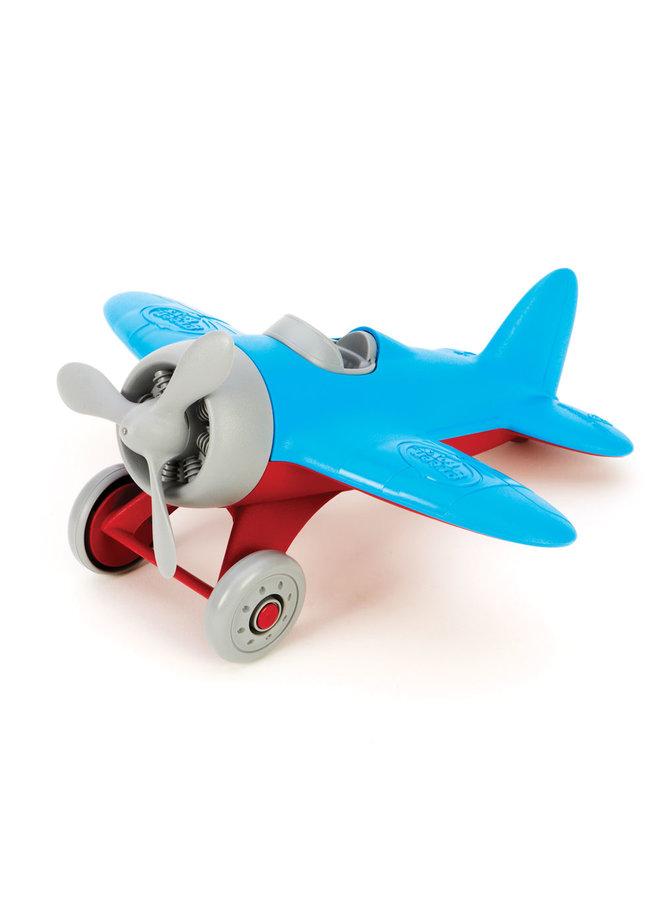 Green Toys | vliegtuig | blauwe vleugels