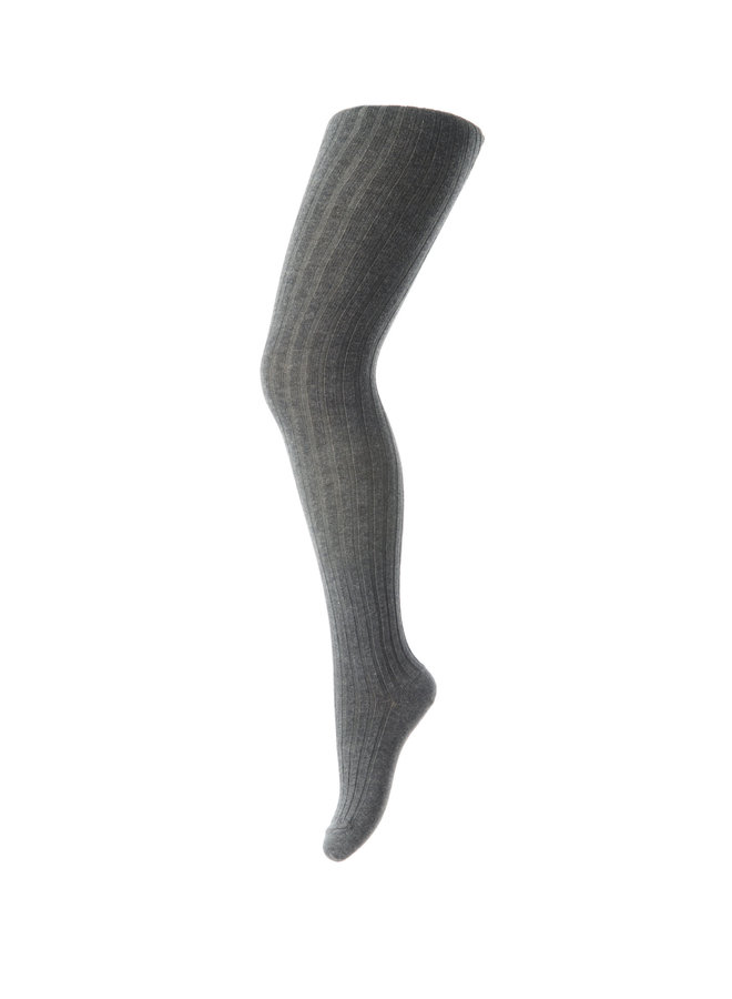 MP Denmark   maillot   katoen rib   donker grijs