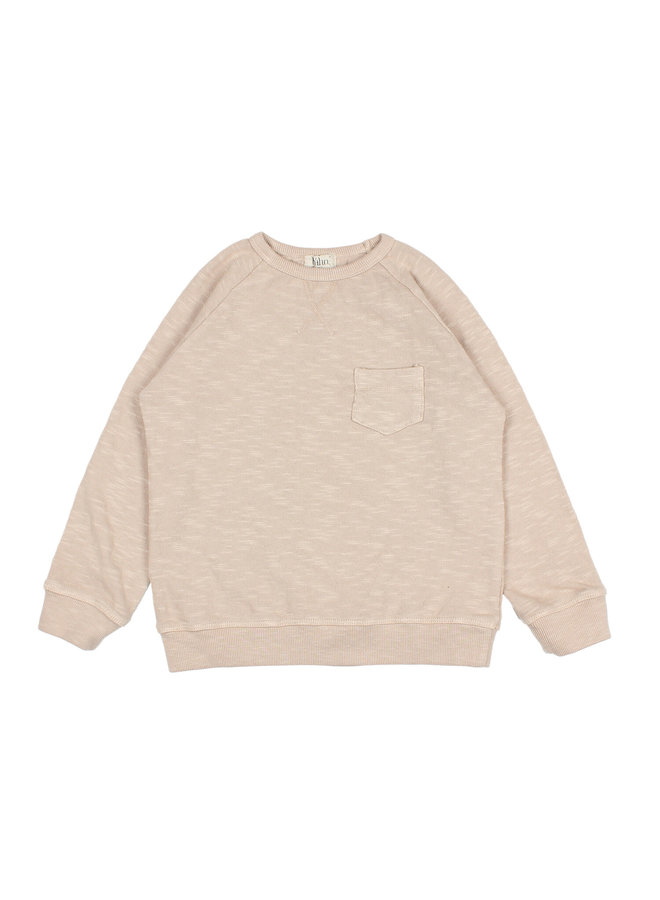 Buho | johan t-shirt | sand