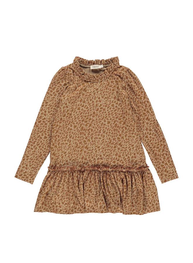 MarMar | leo doa | leopard | dress | sierra leo