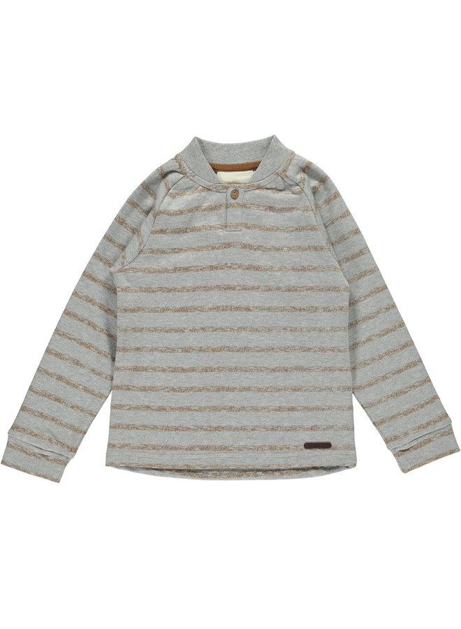MarMar   teis   shirts/tops   gingerbread stripe