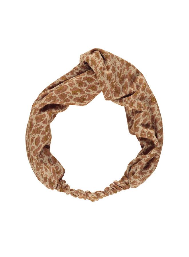 MarMar   leo anika   leopard   headband   sierra leo