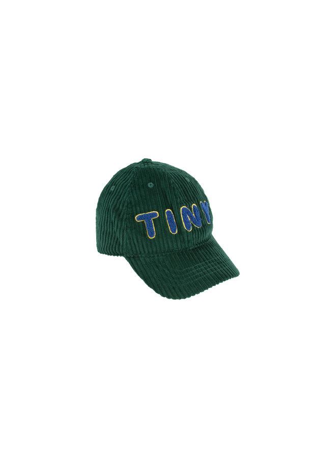 Tinycottons | tiny cap | dark green