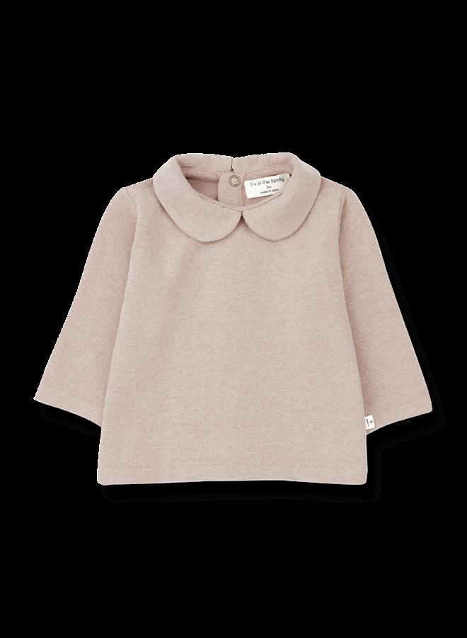 1+ in the family | pineta blouse | rose