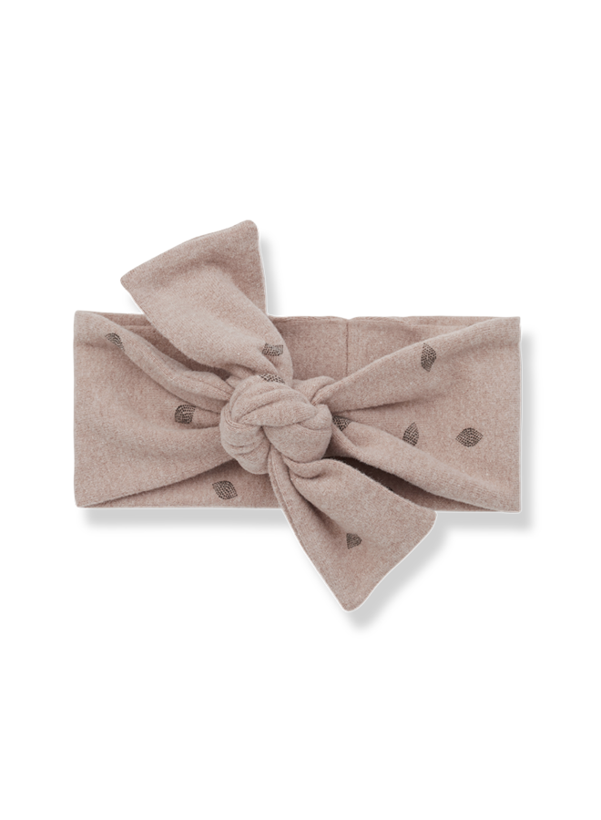1+ in the family | gento bandeau | rose