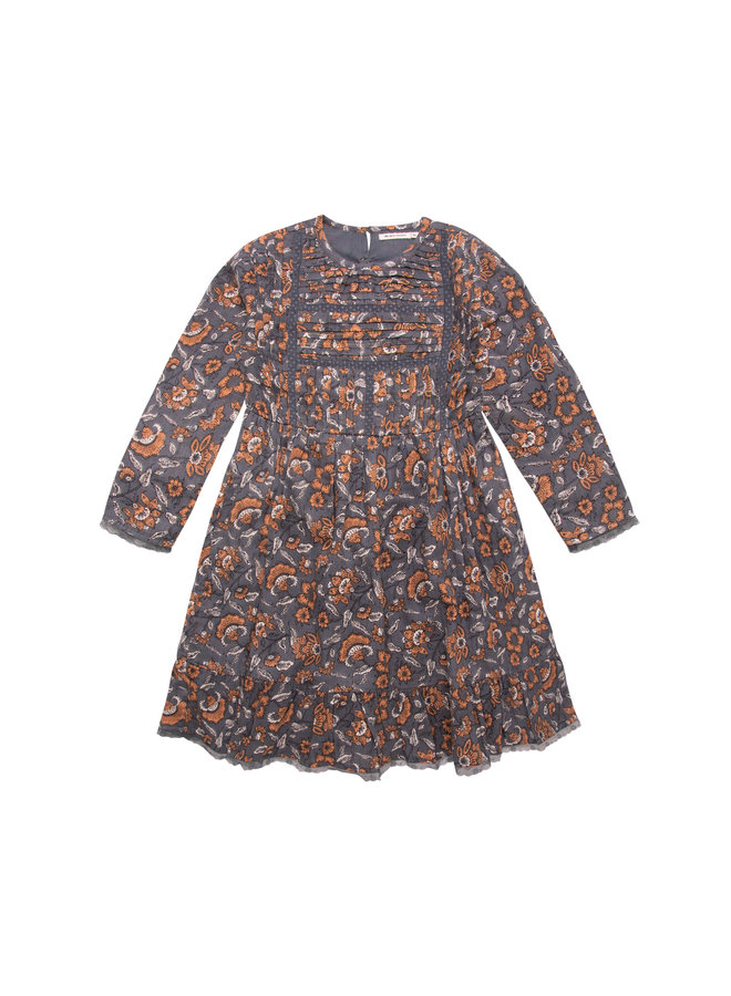 The New Society | petunia dress | hindu batik
