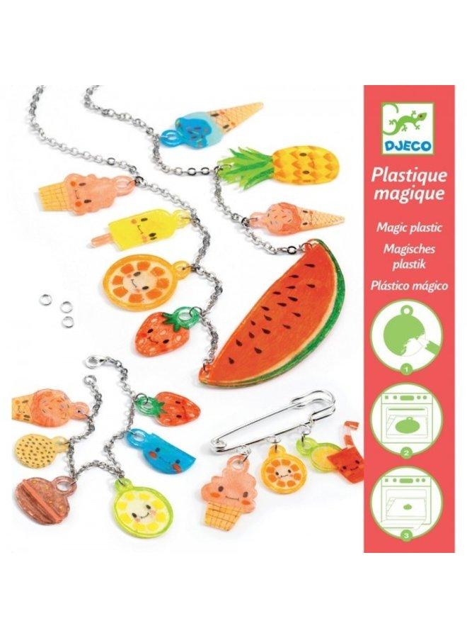 Djeco | knustelpakket | krimpfolie | sweet treats